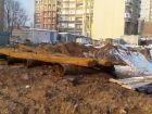 ЖК Космолет - ход строительства, фото 117, Апрель 2019
