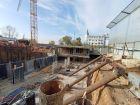 Клубный дом на Ярославской - ход строительства, фото 12, Октябрь 2020