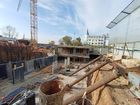 Клубный дом на Ярославской - ход строительства, фото 34, Октябрь 2020