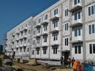 Ход строительства дома № 1 в ЖК Лайм - фото 53, Апрель 2019