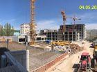 ЖК Космолет - ход строительства, фото 5, Май 2021