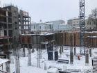 Ход строительства дома 2а в ЖК Георгиевский - фото 8, Февраль 2021