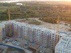 Ход строительства дома на участке № 214 в ЖК Солнечный город - фото 24, Сентябрь 2018
