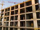 Ход строительства дома № 1 первый пусковой комплекс в ЖК Маяковский Парк - фото 66, Декабрь 2020