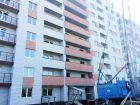 Ход строительства дома № 67 в ЖК Рубин - фото 36, Июль 2015