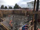 Ход строительства дома на Минина, 6 в ЖК Георгиевский - фото 63, Сентябрь 2020