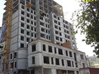 Ход строительства дома № 1 в ЖК Дом с террасами - фото 75, Май 2016
