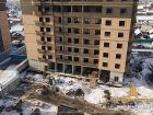 ЖК Центральный-3 - ход строительства, фото 59, Декабрь 2018