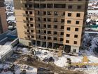 ЖК Центральный-3 - ход строительства, фото 54, Январь 2019