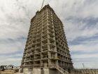 Ход строительства дома Литер 6 в ЖК Южный Берег - фото 8, Апрель 2020